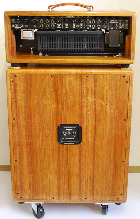 mesa boogie mark v stack tasmanian blackwood w rectifier. Black Bedroom Furniture Sets. Home Design Ideas