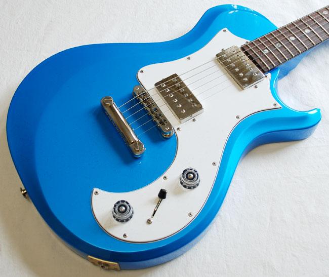 prs starla stoptail solidbody guitar twilight finish. Black Bedroom Furniture Sets. Home Design Ideas
