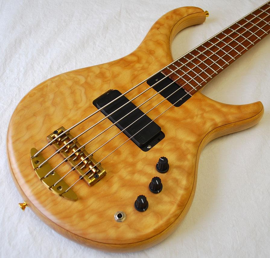 alembic excel 5 string bass showroom ebay. Black Bedroom Furniture Sets. Home Design Ideas