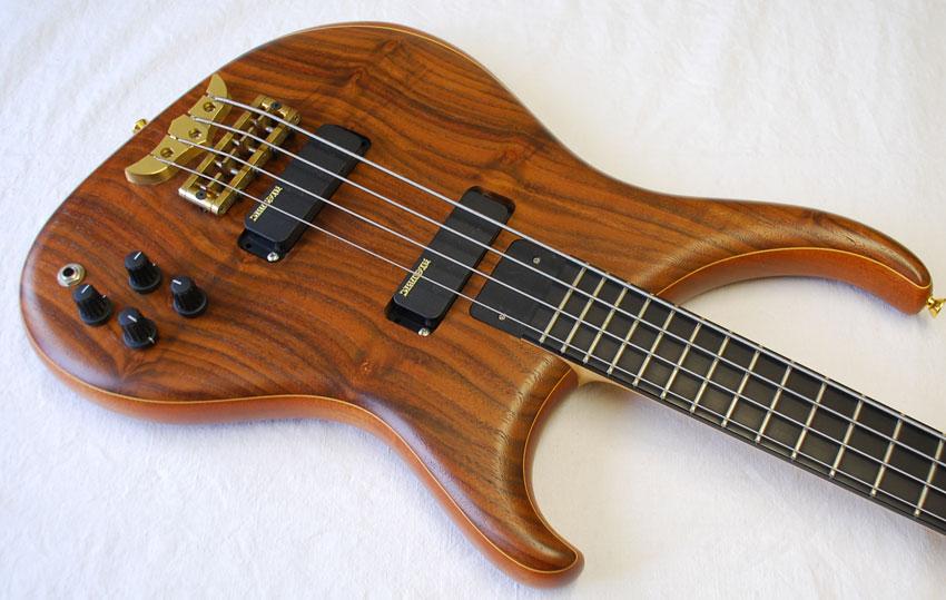 alembic orion 4 string bass california walnut showroom. Black Bedroom Furniture Sets. Home Design Ideas