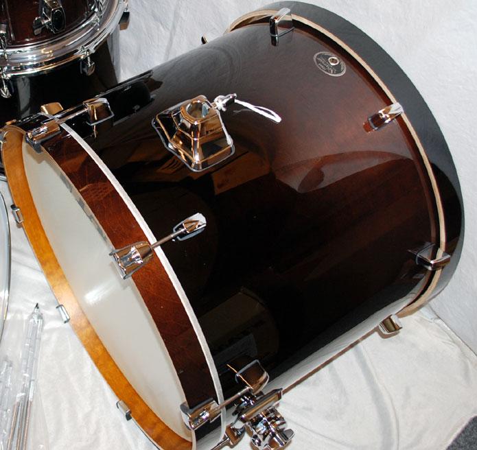 tama silverstar vl52k dmf drumkit mit extra tom neu ebay. Black Bedroom Furniture Sets. Home Design Ideas